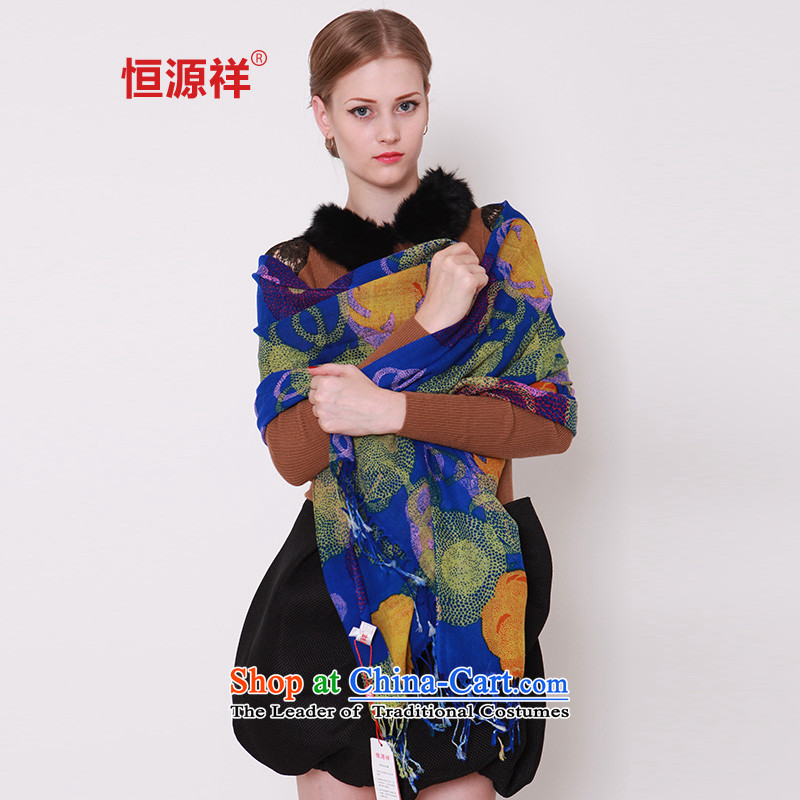 Ms. Cheung Hengyuan wooler scarf 2015 autumn and winter new warm and stylishJ2450-5Other