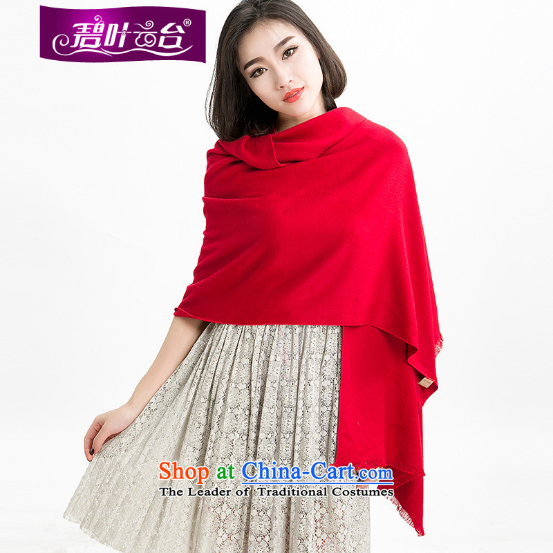 Mr Pik PTZ autumn and winter new pure color woolen scarves warm oversized thick _pashmina shawl4313handkerchief history011