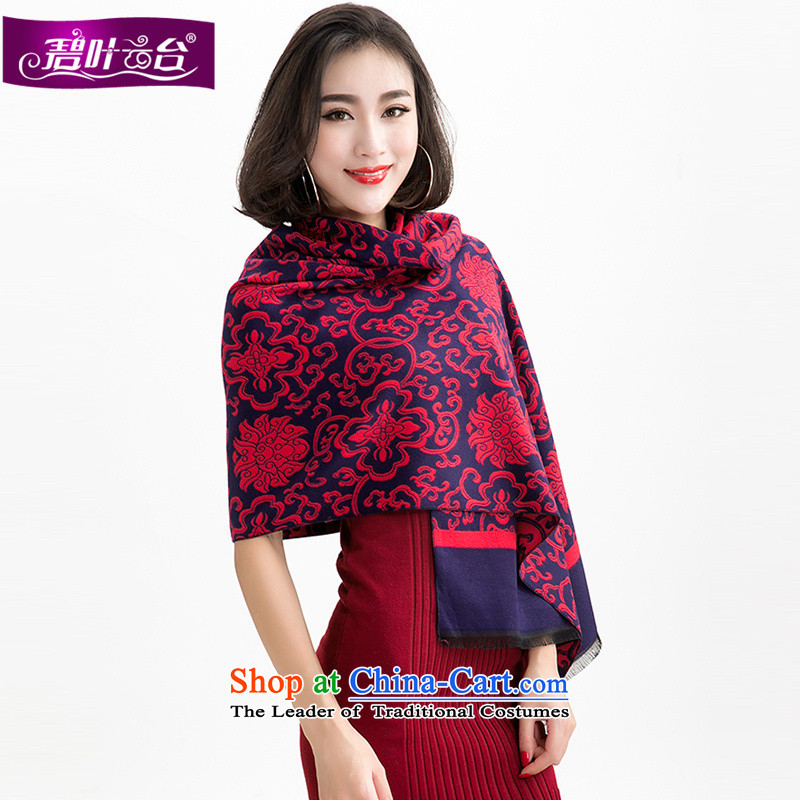 Mr Pik PTZ 2015 new ethnic women daisy-chained with scarves shawl autumn and winter coats warm stamp a 001