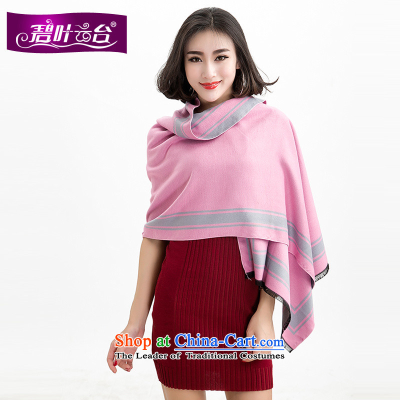 Mr Pik PTZ on both sides of the border by 2015 solid color new autumn and winter handkerchief also use a shawl Sleek and versatile cashmere shawls A006