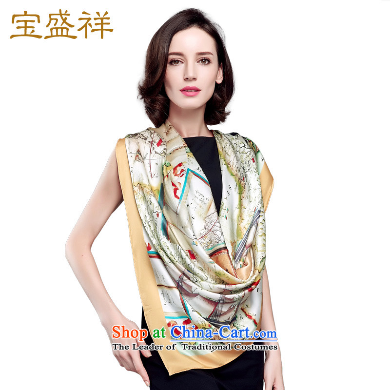 Eric blossom silk scarves female summer herbs extract scarf female sunscreen shawl s9225 masks