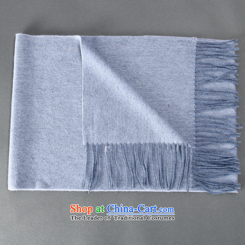 Shanghai Story Ms. men pashmina shawl pure color a thick Sleek and versatile autumn and winter long new light blue, Shanghai Story STORY IN SHANGHAI) , , , shopping on the Internet