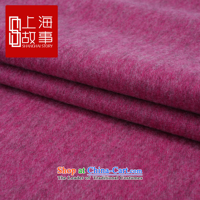 Shanghai Story counters genuine autumn and winter on new stylish /pashmina shawl long wool crafts house Crafts house Scarf - Heather