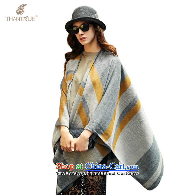 Thantrue style woven really big shawl autumn and winter women extralong warm scarf聽W042聽pale green