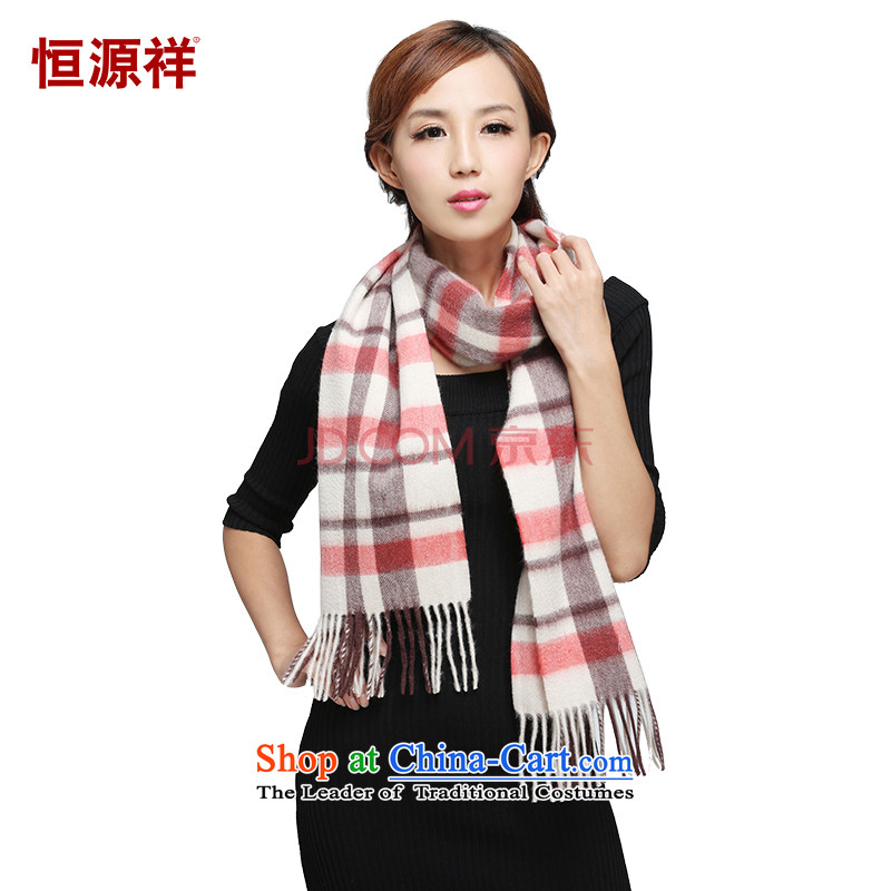 Hang Yuen Cheung-Cashmere scarf female shawl wool blend yarn neutral winter 73 fresh, natural