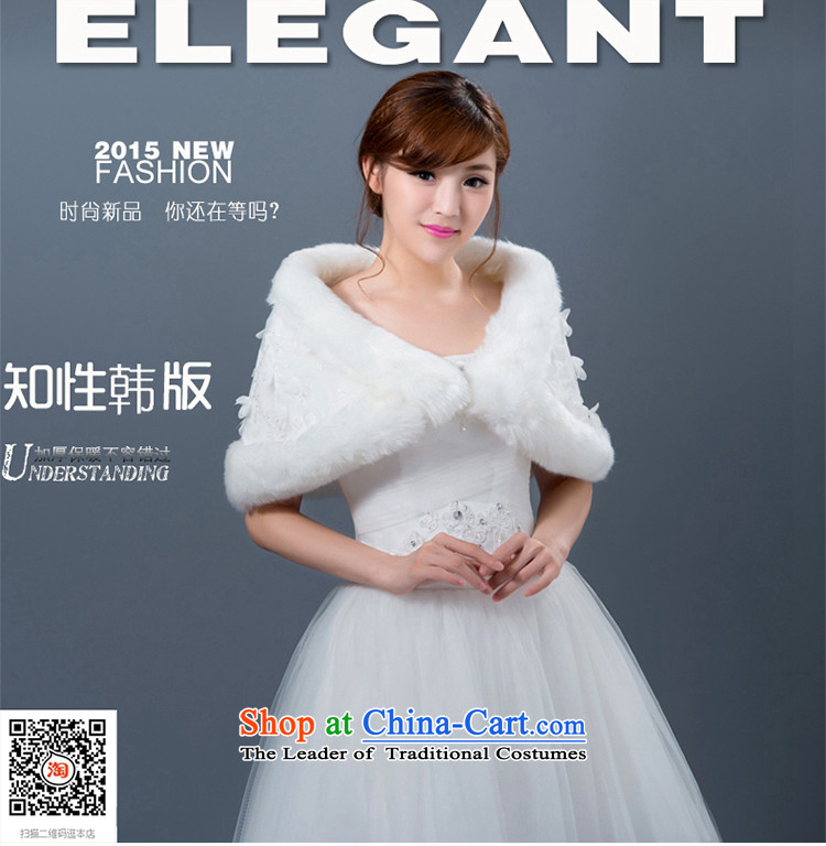 New autumn and winter wedding shawl marriages bridesmaid dress jacket thick white hair shawl picture, prices, brand platters! The elections are supplied in the national character of distribution, so action, buy now enjoy more preferential! As soon as possible.