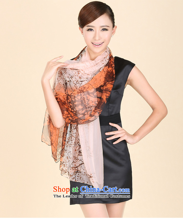 Shanghai Story women fatal love silk scarves stylish wide ultra long herbs extract sunscreen silk scarf shawl 158032 beach towel orange pink color pictures, prices, brand platters! The elections are supplied in the national character of distribution, so action, buy now enjoy more preferential! As soon as possible.