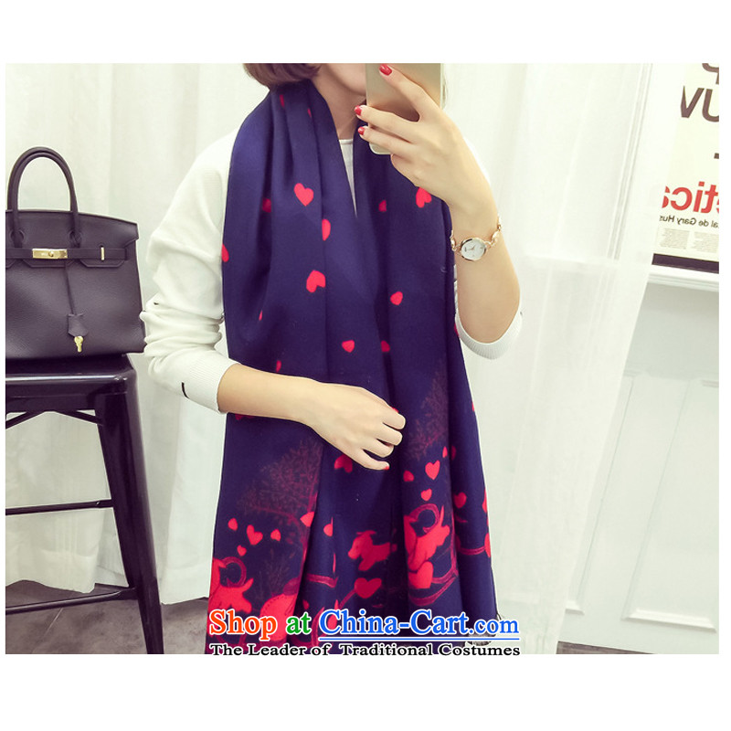 Bathing in the autumn and winter, Mrs Rosanna Ure, Memnarch Love Cinderella dream pashmina shawl women emulation long thick scarf