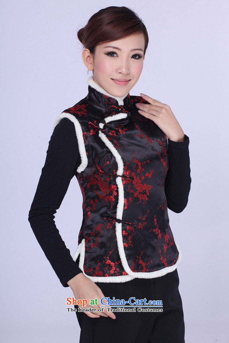 Can Green, older women's autumn and winter trendy new products collar embroidered with cotton Tang dynasty mother vest 0003# 2XL Photo, prices, brand platters! The elections are supplied in the national character of distribution, so action, buy now enjoy more preferential! As soon as possible.