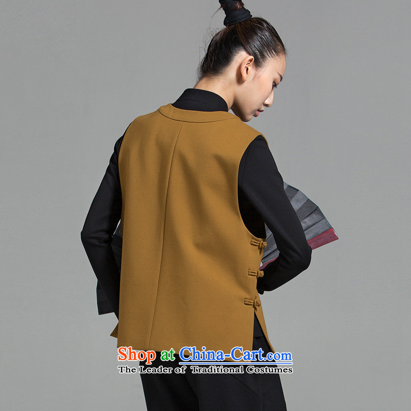 【 mustard original hired as soon as possible the new Chinese Jade Manually/Clip, a Tang dynasty China wind female autumn and winter new products turmeric yellowS spot/of the limited number of mustard original (zenmo) , , , shopping on the Internet