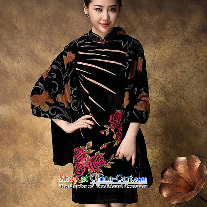 Progress toward Alice qipao shoulder grand prix brown are code