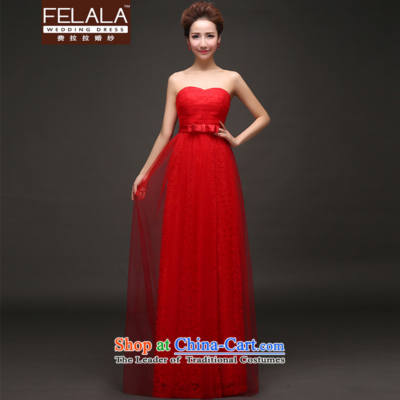 Ferrara qipao improved dresses summer married women bows dress autumn evening dress skirt girl聽S