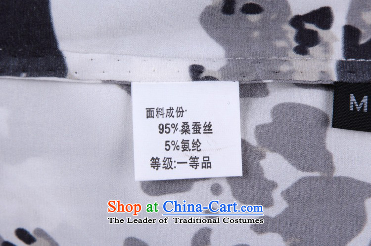 Dan Xia, women smoke graphics thin dresses elegant Silk Cheongsam improvements sauna short-sleeved silk dresses figure color聽pictures, prices, XL brand platters! The elections are supplied in the national character of distribution, so action, buy now enjoy more preferential! As soon as possible.