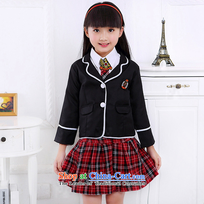 I should be grateful if you would have let Korean art incense student uniforms uniforms, couples package men and women show services will serve children's choral HXYM0043 black women full?130