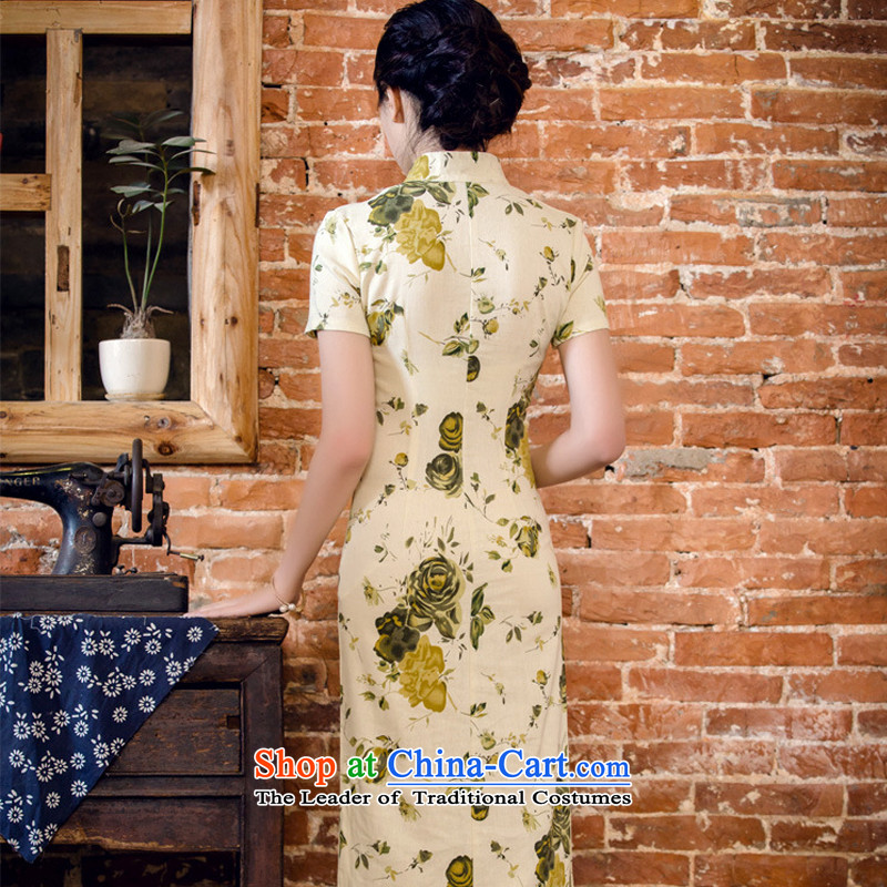 At the end of light skirt cheongsam dress suit China wind woman when聽JT2063 2015 Street聽night聽light at the end of L, , , , shopping on the Internet