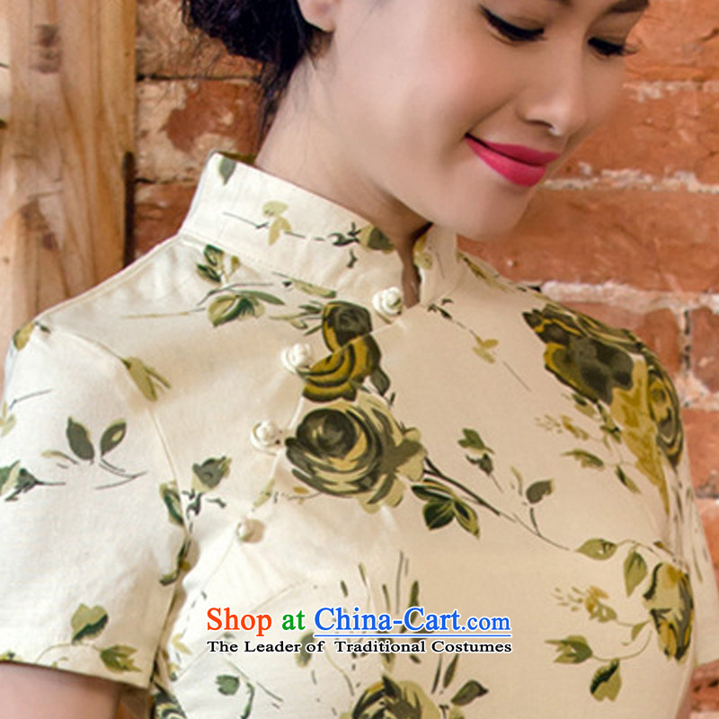 At the end of light skirt cheongsam dress suit China wind woman whenJT2063 2015 Streetnightlight at the end of L, , , , shopping on the Internet