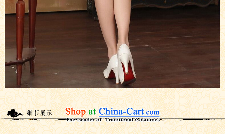 Floral summer heavyweight silk retro herbs extract poster stretch of improved double short skirts qipao Sau San Figure Color聽L picture, prices, brand platters! The elections are supplied in the national character of distribution, so action, buy now enjoy more preferential! As soon as possible.