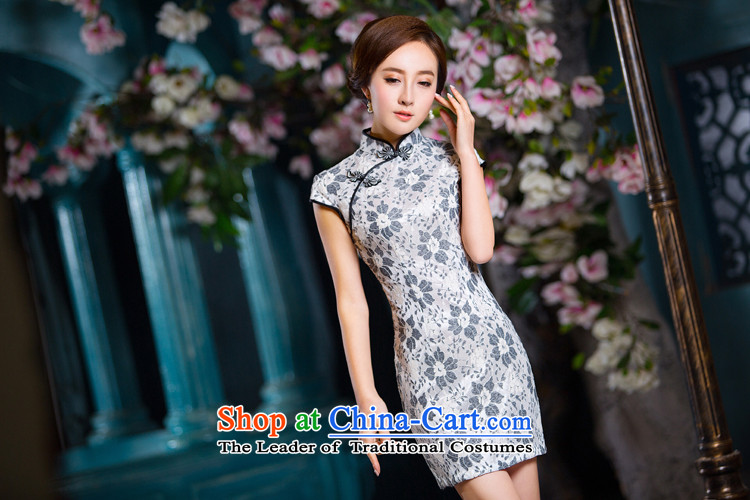 The Mona Lisa Yip Yee-friendly high-end lady lace composite skirt solid color improved cheongsam dress suit QD 226 M picture, prices, brand platters! The elections are supplied in the national character of distribution, so action, buy now enjoy more preferential! As soon as possible.