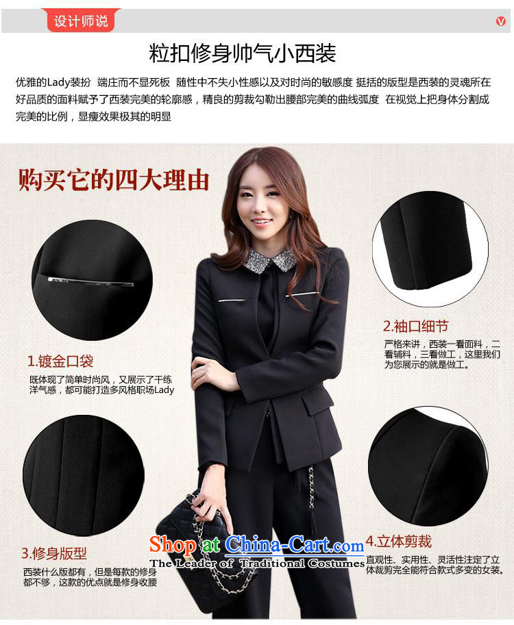 Only the shop in spring and autumn vpro Korean Ms. vocational kit trousers clothing suit small packaged OL black suit pants5XL + picture, prices, brand platters! The elections are supplied in the national character of distribution, so action, buy now enjoy more preferential! As soon as possible.