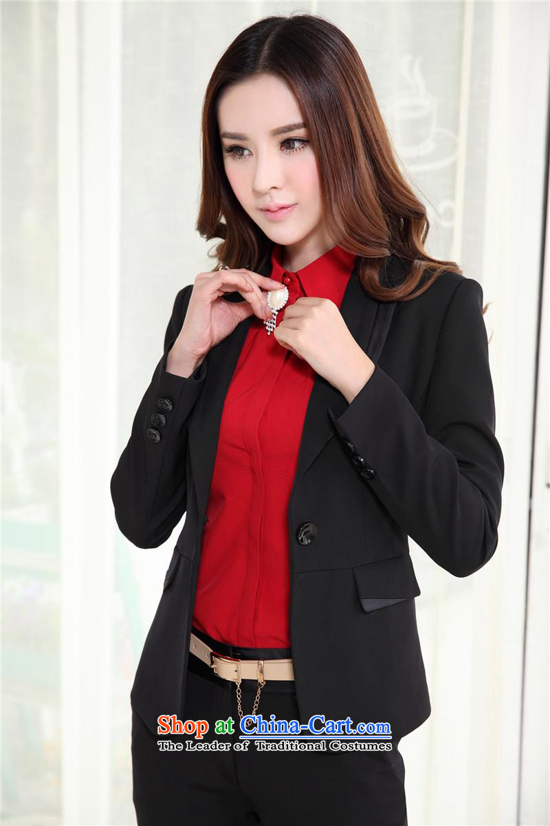 Only the white-collar shop perfect temperament vocational ladies pants kit vocational kits skirt gray suit business suit gray jacket + skirts +聽L pictures, price shirt, brand platters! The elections are supplied in the national character of distribution, so action, buy now enjoy more preferential! As soon as possible.