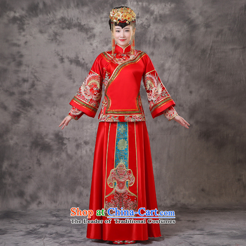 The Royal Advisory Groups to show friendly new antique Chinese wedding dresses bows services use Bong-sam Hui Har dragon costume show previous Popes are placed kimono wedding dress uniform set of clothes-hi?XS of brassieres 90