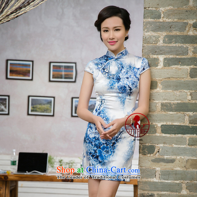 The skirt qipao gown� JT5091 China wind爉ap color燬