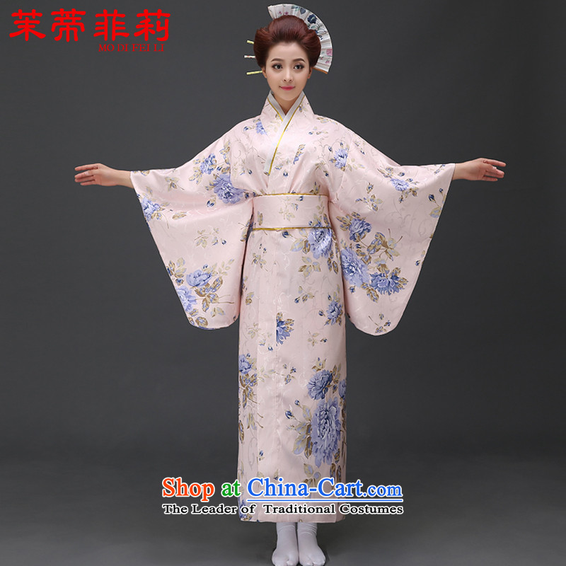 Energy Tifi Li Japanese kimonos new sakura female suits Tang will replace national light purple�L