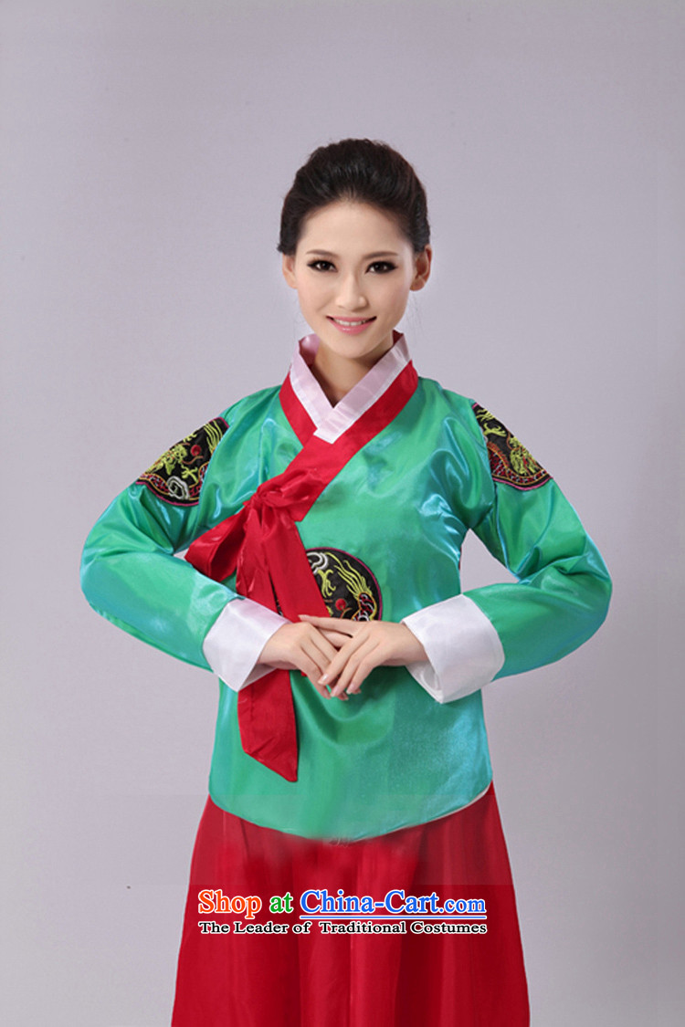 Time Syrian women\'s ancient Korean traditional Korean clothes cos ...