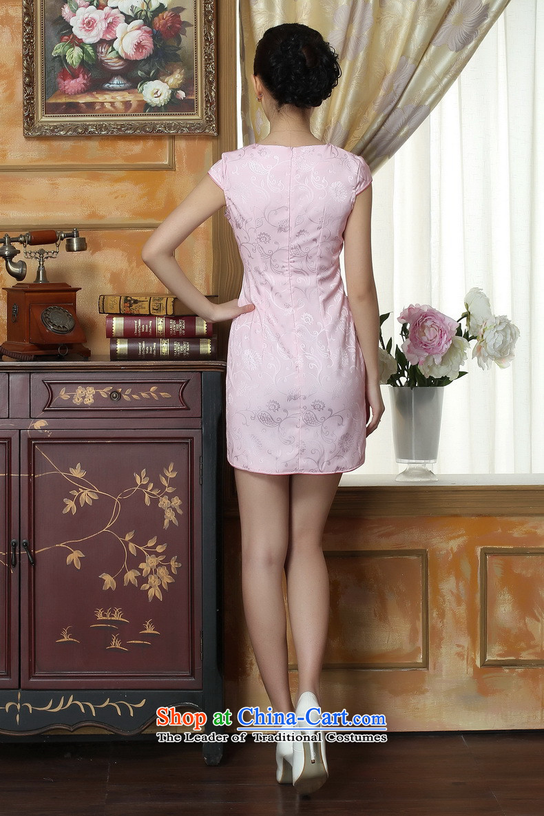 Spring outfits and stylish pure color gentlewoman cheongsam dress short of qipao cheongsam dress daily Sau San聽TLM0065 XXL picture, prices, brand platters! The elections are supplied in the national character of distribution, so action, buy now enjoy more preferential! As soon as possible.