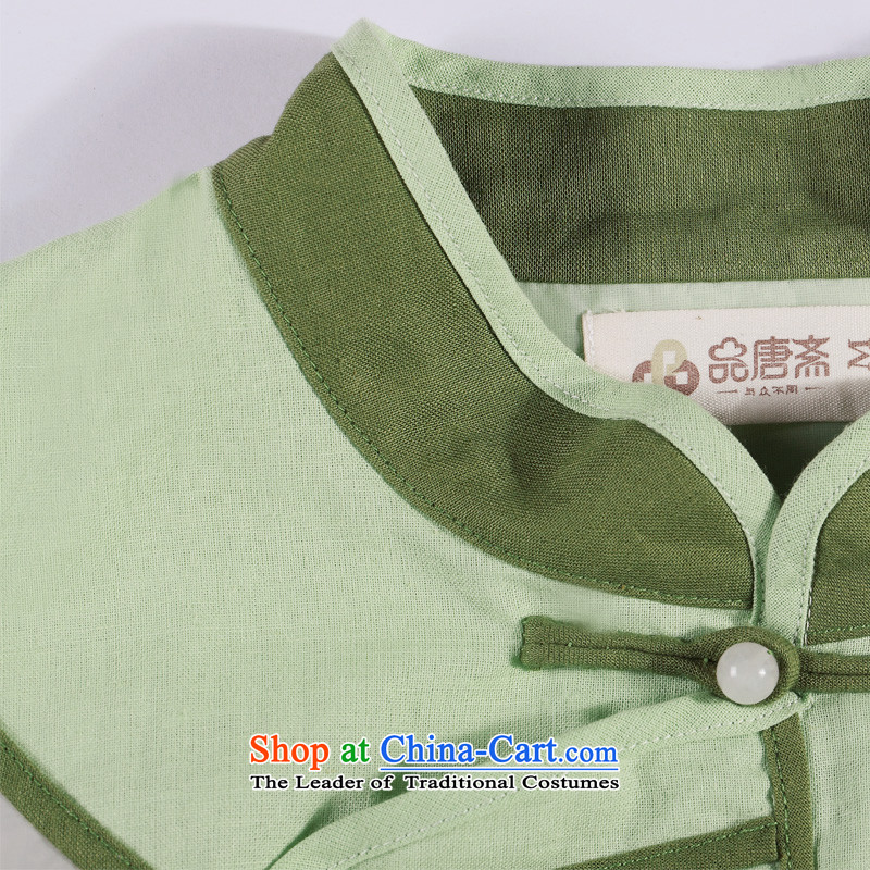 Tang Tang Ramadan 2015 Autumn New China wind retro improved Tang dynasty blouses picture color聽M Tang Ramadan , , , No. shopping on the Internet