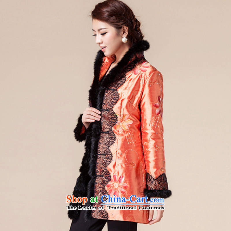 In line cloud qipao gown Tang dynasty China Wind Jacket coat RXB142703 BISQUE聽XL Photo, prices, brand platters! The elections are supplied in the national character of distribution, so action, buy now enjoy more preferential! As soon as possible.