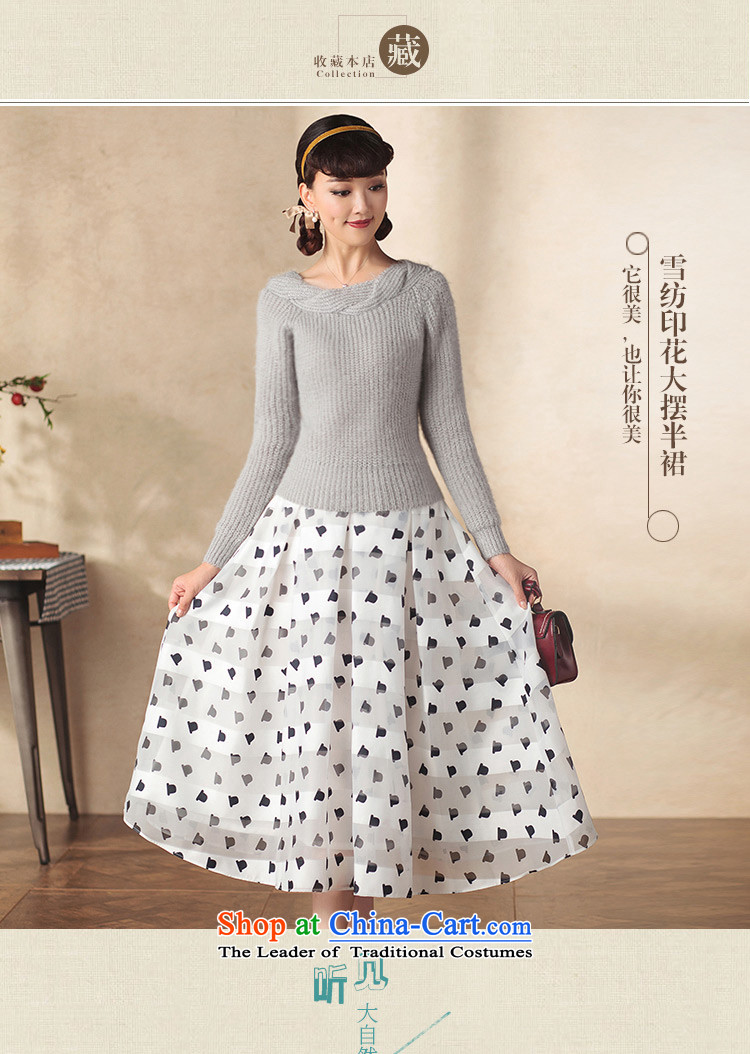 A Pinwheel Without Wind Yat Van Gogh in Yat long skirt retro qipao body of ethnic arts video New Sau San thin body long skirt whiteL picture, prices, brand platters! The elections are supplied in the national character of distribution, so action, buy now enjoy more preferential! As soon as possible.