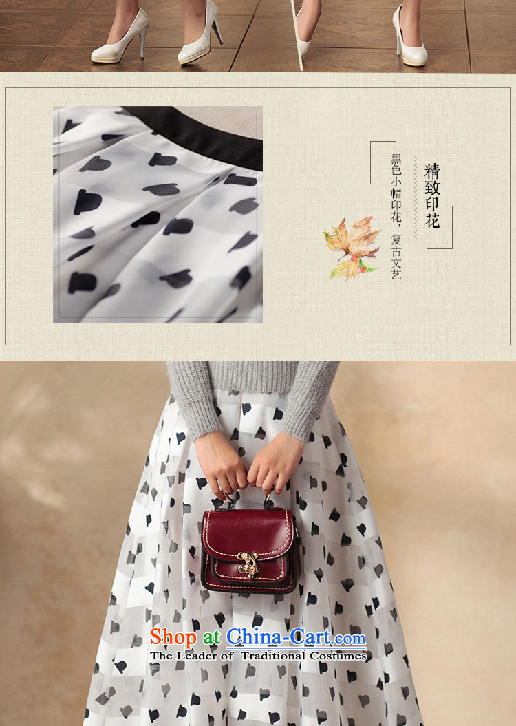 A Pinwheel Without Wind Yat Van Gogh in Yat long skirt retro qipao body of ethnic arts video New Sau San thin body long skirt white L picture, prices, brand platters! The elections are supplied in the national character of distribution, so action, buy now enjoy more preferential! As soon as possible.