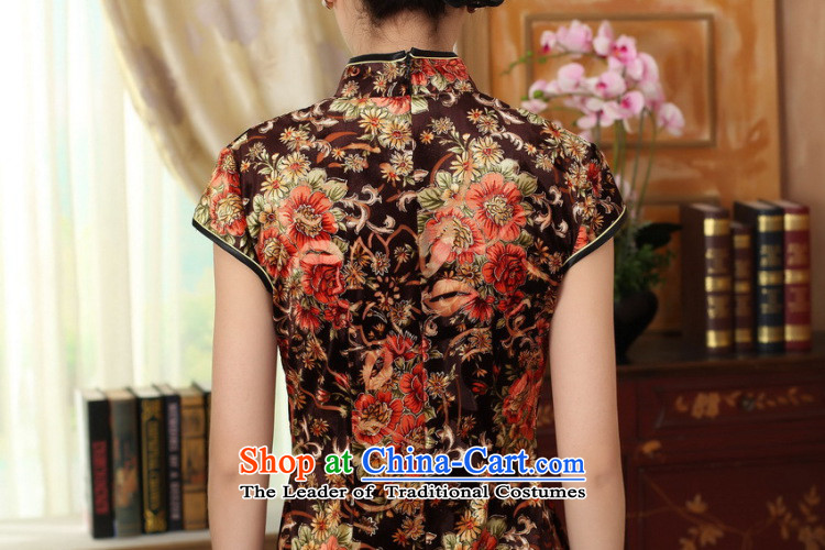 Min Joseph Stretch Wool poster stylish Kim Classic short-sleeved short qipao聽TD0045聽picture color聽pictures, prices, XL brand platters! The elections are supplied in the national character of distribution, so action, buy now enjoy more preferential! As soon as possible.