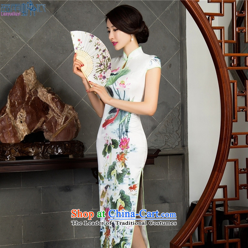 New cheongsam Sau San sleeveless improved cheongsam dress qipao?10016 that are logged in the Template Characteristics?S