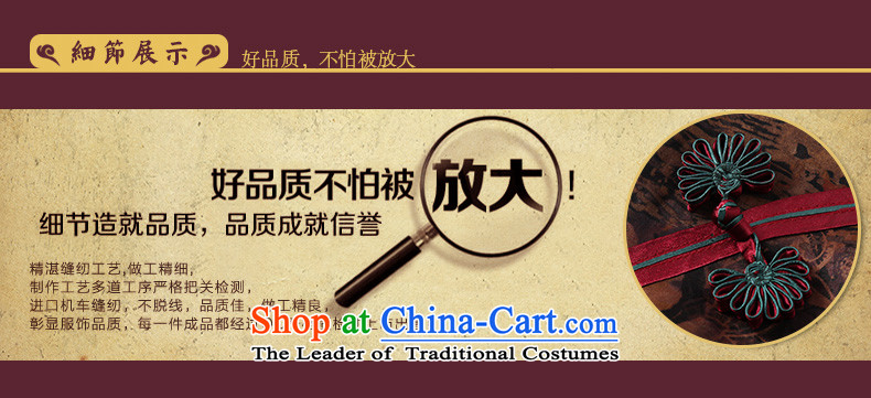 The fall of the seal) Ms. cuff cheongsam dress retro-cloud yarn silk short, manually upgrading the skirt picture color聽pictures, prices, XXXL brand platters! The elections are supplied in the national character of distribution, so action, buy now enjoy more preferential! As soon as possible.