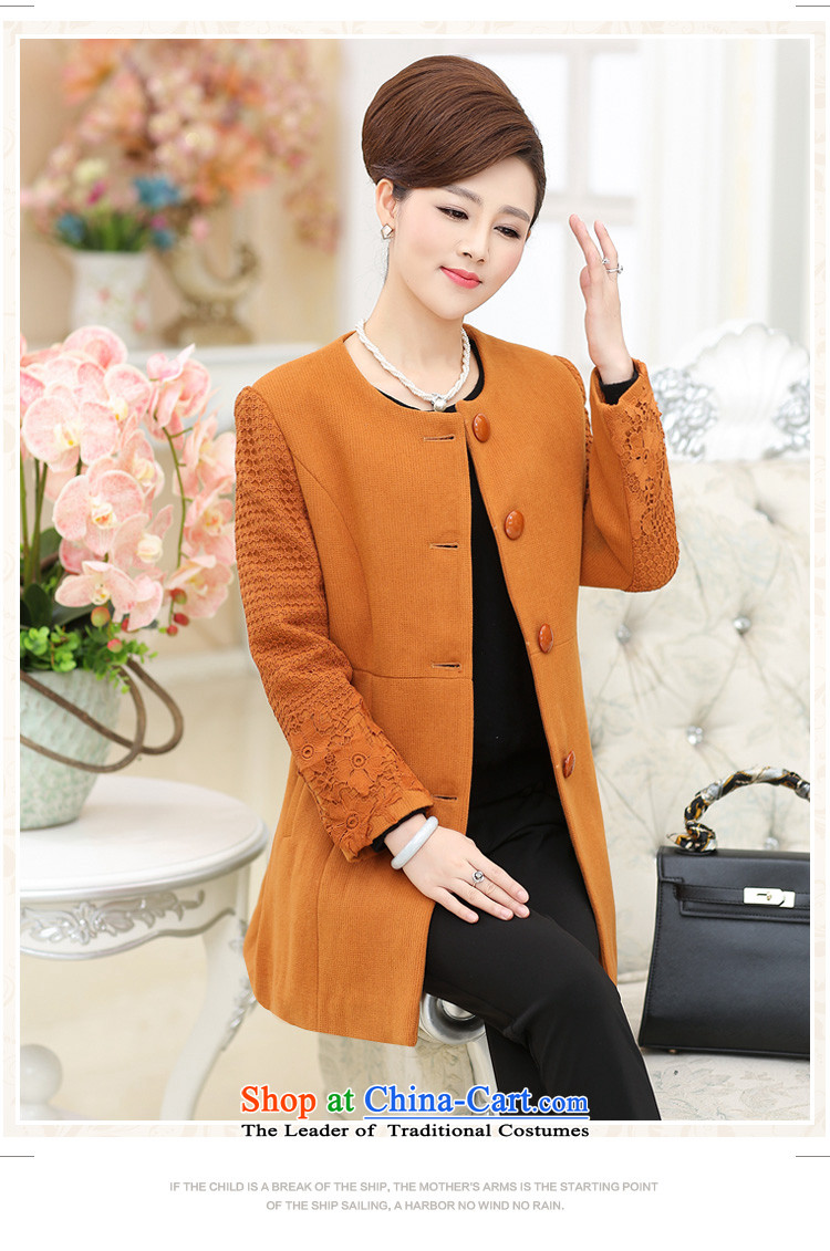 40-50-year-old mother with Sau San autumn jackets, long, 50-60 years old clothing large middle-aged women Qiu Xiang green聽5XL picture, prices, brand platters! The elections are supplied in the national character of distribution, so action, buy now enjoy more preferential! As soon as possible.