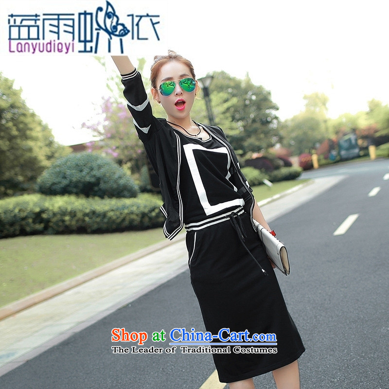 Ya-ting shop 2015 Autumn new for women White�XXL