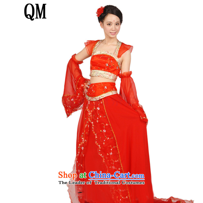 At the end of Light Classical Han-stage performances floor serving Hong Kong-Those cosplay costumesCX11 reallyare Code Red