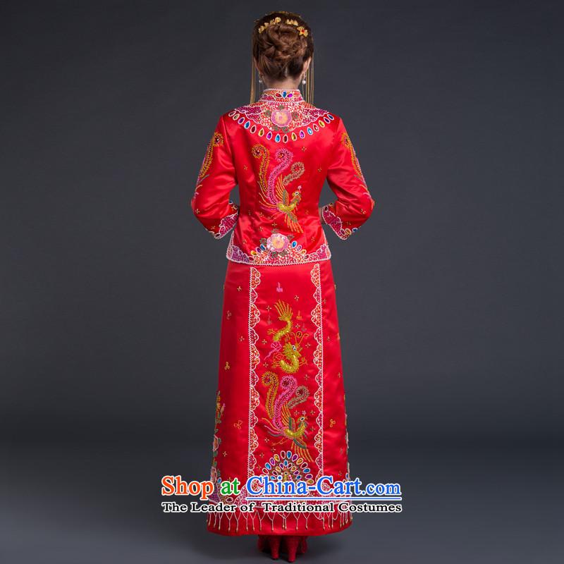 China Ethnic classic Chinese style wedding wedding dresses wedding ...