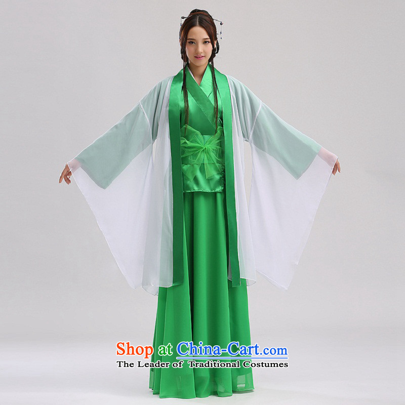 Time Syrian costume services license sin clothing white so-jung will start with the White Snake Lady legendary performances of the new law of the Sea sets stylish Siu Ching Siu Ching photo building are suitable for 160-175cm code
