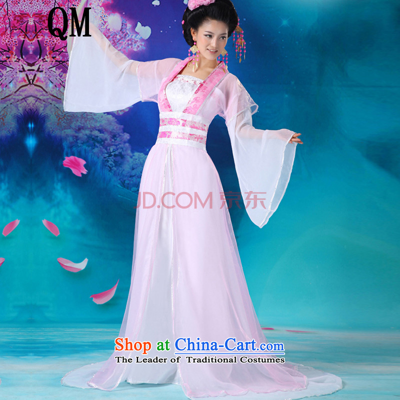 At the end of Light Classical Han-Tang Dynasty to han-floor dance wearing uniforms燙X9 Goodfriend Deodorant Powder燩ink are code
