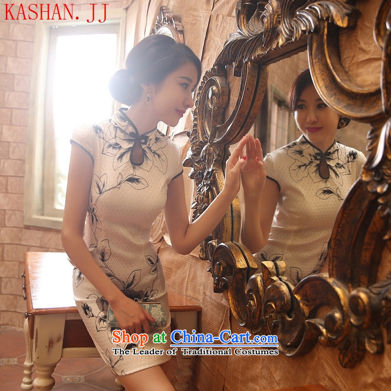 Mano-hwan's temperament qipao qipao diamond S