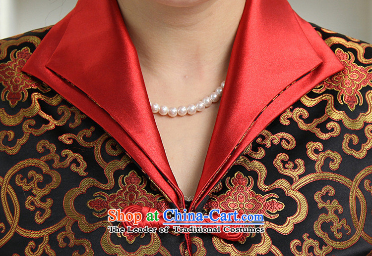 The elderly in accordance with tang GENYARD Yung-chun tang blouses jacket, black XL Photo Tang, prices, brand platters! The elections are supplied in the national character of distribution, so action, buy now enjoy more preferential! As soon as possible.