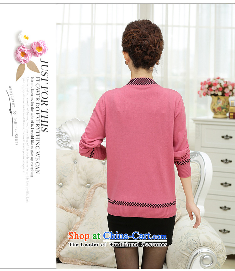 In the autumn of the elderly with GENYARD female loose large long-sleeved T-shirt with the middle-aged mother Knitted Shirt leave two part of Red 2XL paras. 135-145, prices, picture catty brand platters! The elections are supplied in the national character of distribution, so action, buy now enjoy more preferential! As soon as possible.