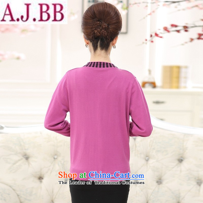And involved the autumn New Shop *2015 middle-aged female replacing replacing older long-sleeved flipping autumn neck knitted shirts girl mothers forming the blouses XL( green), and the burden of recommendations 120-140 rvie. Jie () , , , shopping on the