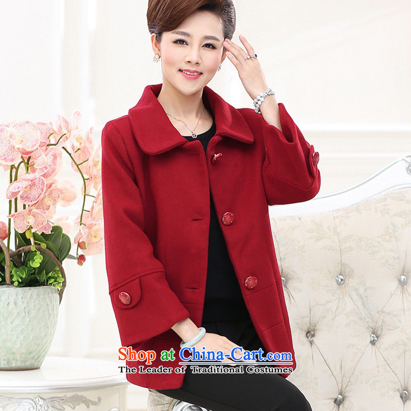 The Secretary for Health concerns of older _ shop autumn and winter coats 40-50-60 installed? years gross middle-aged women's long-sleeved shirt and color?4XL_ load mother recommendations 140-160 characters catties_