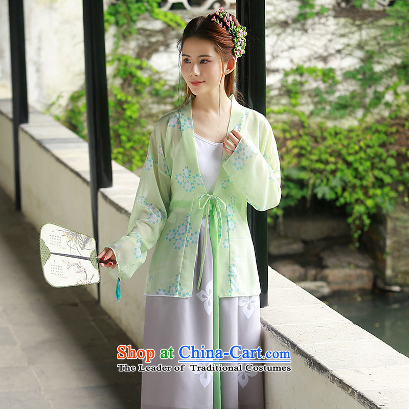 Time-to-day traditional woman ancient Syrian clothing fairies replacing improved Han-Tang dynasty women also featured on the ends of the body at chest height, you can multi-select attributes by using Terminal Apron stage performances with green fairy miss