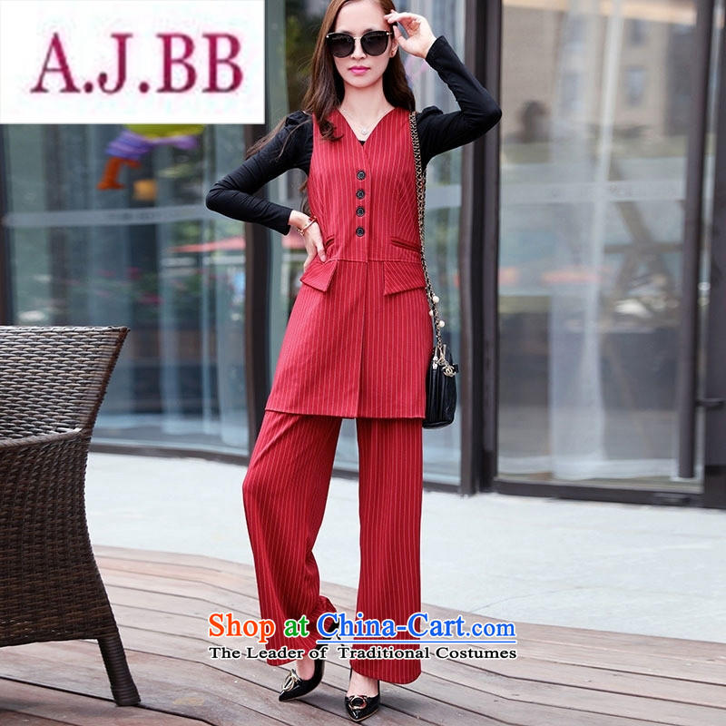 Ms Rebecca Pun stylish shops 2015 winter clothing new products Korean women's stylish pants kits BSYG6172 black聽XXL