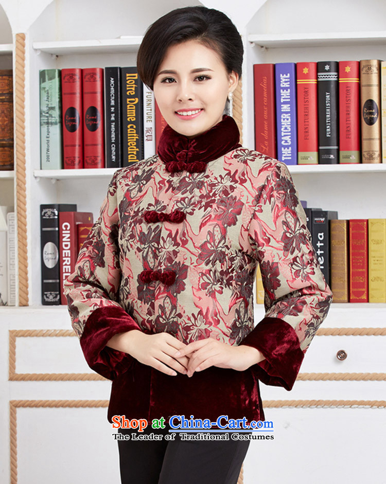 Ya-ting Tang dynasty shop fashionable mother coat in Tang Dynasty older ãþòâ blue L photo mother, prices, brand platters! The elections are supplied in the national character of distribution, so action, buy now enjoy more preferential! As soon as possible.